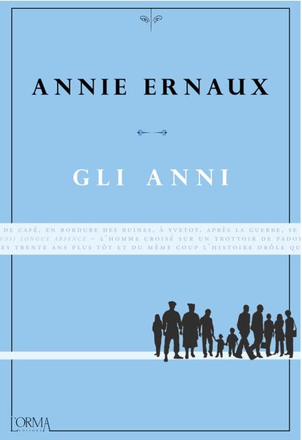 Annie-Ernaux---Gli-anni---L'Orma-Edizioni---Le-Recensioni-in-LIBRIrtà