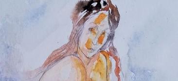 """Attesa per i finalisti al Premio Strega con la recensione di Letizia Cuzzola a """"Non dipingerai i miei occhi"""" di Grazia Pulvirenti"""