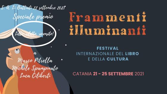 """I tre premi """"Letto, riletto, recensito!"""" di Etnabook 2021"""